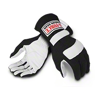 G-Force G1 RaceGrip Gloves - Black - G-Force 4100
