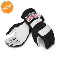 G-Force G1 RaceGrip Gloves - Black - G-Force Racing Gear 4100