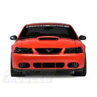 Cobra Front Bumper Cover - Unpainted (99-04 All) - AM Restoration 2157429||2R3Z-17D957 BA