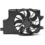 Radiator Shroud and Fan Assembly (94-96 All)