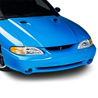 Front Bumper Cover - Unpainted (94-98 Cobra) - AM Restoration 2157423