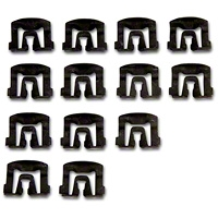 Windshield Molding Clips - Coupe / Hatchback (79-93 All) - AM Restoration 938