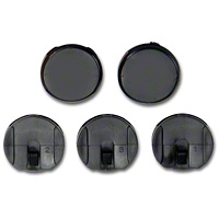 Rear Lower Window Molding Clip Kit - Coupe (79-93 All) - AM Restoration 1006