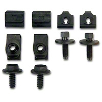 Fan Shroud Hardware Kit (86-93 All)