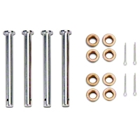 Door Hinge Pin And Bushing Kit (79-93 All) - AM Restoration 682