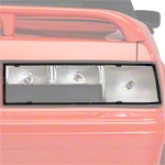 Tail Light Lens Retainer And Sealer Kit (87-93 LX) - AM Restoration 1052