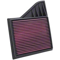 K&N Drop-In Replacement Air Filter (10-14 GT; 11-14 V6; 12-13 BOSS) - K&N 33-2431
