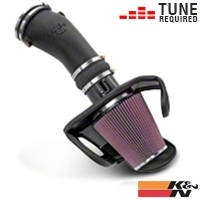 K Amp N Series 63 Aircharger High Performance Intake 10 14