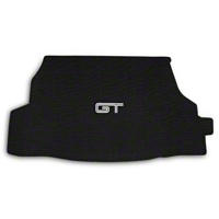 Trunk Mat - Embroidered GT - Convertible (05-06 All) - Lloyd Mats F052041999