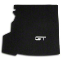 Trunk Mat - Embroidered GT - Coupe w/ Shaker 1000 (05-06 All) - Lloyd Mats F028041999