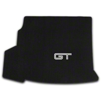 Trunk Mat - Embroidered GT - Convertible w/ Shaker 1000 (07-09 All) - Lloyd Mats F056041999