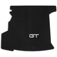 Trunk Mat - Embroidered GT - Coupe w/ Shaker 1000 (07-09 All) - Lloyd Mats F055041999