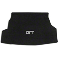 Trunk Mat - Embroidered GT - Convertible (10-12 All) - Lloyd Mats F031041999
