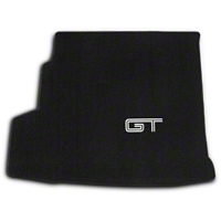 Trunk Mat - Embroidered GT - Convertible w/ Shaker 1000 (10-12 All) - Lloyd Mats F065041999