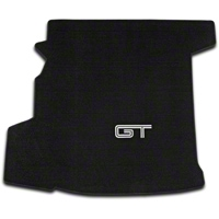 Trunk Mat - Embroidered GT - Coupe w/ Shaker 1000 (10-12 All) - Lloyd Mats F066041999