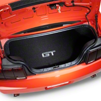 Trunk Mat - Embroidered GT (07-09 All)