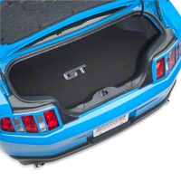 Trunk Mat - Embroidered GT (10-14 All)