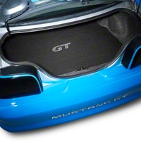 Trunk Mat - Embroidered GT (94-98 All)