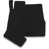 Black Floor Mats (13-14 All) - AM Floor Mats 011801