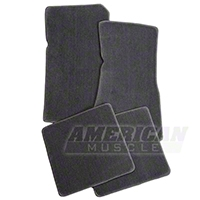 Gray Floor Mats (79-93 All) - AM Floor Mats 12302