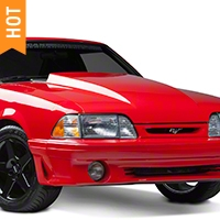 3 in. Cowl Hood - Unpainted (87-93 All) - American Muscle Hoods 94000