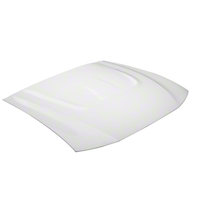 AmericanMuscle Heat Extractor Hood - Unpainted (99-04 All)