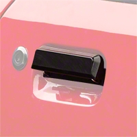 Gloss Black Exterior Door Handle - RH (79-93 All) - AM Restoration NM0070
