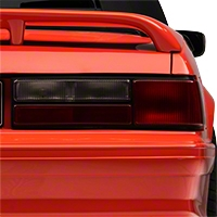 Replacement LX Style Tail Light Lens - RH (87-93 All)  - AM Lights 2156391