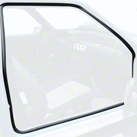 Weatherstripping - Door to Body (79-93 All) - AM Restoration 2155641