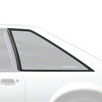 Quarter Window Molding Cover Kit - Hatchback (87-93 All) - AM Restoration 2156647