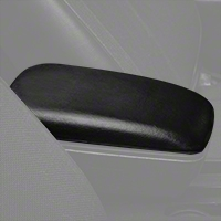 Center Console Arm Rest Pad - Black (87-93 All) - AM Restoration NM0041