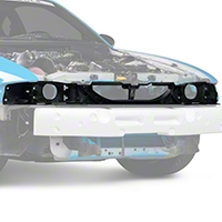 Headlight Nose Panel (94-98 All) - AM Restoration NM0002