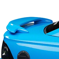 Cobra Style Rear Spoiler - Unpainted (94-98 All) - AM Exterior NM0043