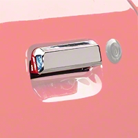 Chrome Exterior Door Handle - LH (79-93 All)