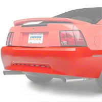 Rear Bumper Cover - Unpainted (99-04 V6) - AM Restoration NM0079