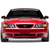 Front Bumper Cover - Unpainted (99-04 GT, Mach 1) - AM Restoration NM0082