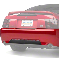 Rear Bumper Cover - Unpainted (99-04 GT, V6, Mach 1, Bullitt) - AM Restoration NM0085