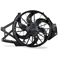 Radiator Fan Assembly (98-00 GT, Cobra) - AM Restoration 34-0607