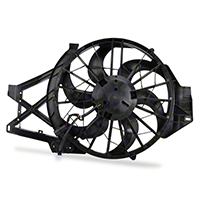 Radiator Fan Assembly (01-04 GT, Mach 1, Cobra) - AM Restoration NM0213