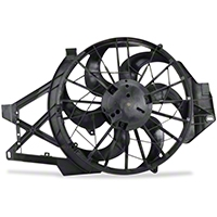Radiator Fan Assembly (97-98 V6) - AM Restoration 34-1074