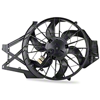 Radiator Fan Assembly (99-04 V6) - AM Restoration 34-0937