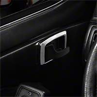 Chrome Interior Door Handle Bezels (79-93 All) - AM Interior 2155653