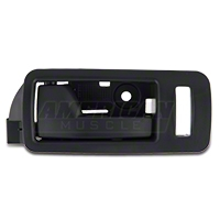 Black Interior Door Handle - RH (05-14 All) - AM Restoration NM0331