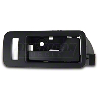 Black Interior Door Handle - LH (05-14 All) - AM Restoration NM0332