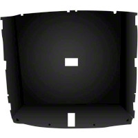 ABS Headliner - Hatchback - Black (85-93 All)