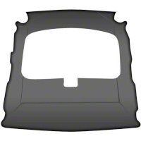 ABS Headliner - Hatchback w/ Sunroof - Titanium Gray (79-93 All)
