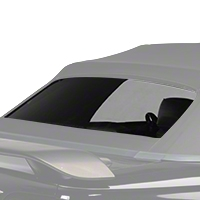 Replacement Convertible Rear Window Glass (94-04 All) - AM Restoration 217T