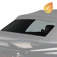 Replacement Convertible Rear Window Glass - Heated (94-04 All) - AM Restoration 217H