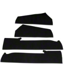 Convertible Top Pads (83-90 All) - AM Restoration PAD246