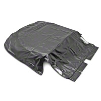 Convertible Top Boot - Black (99-04 All) - AM Restoration B249A-SIE958